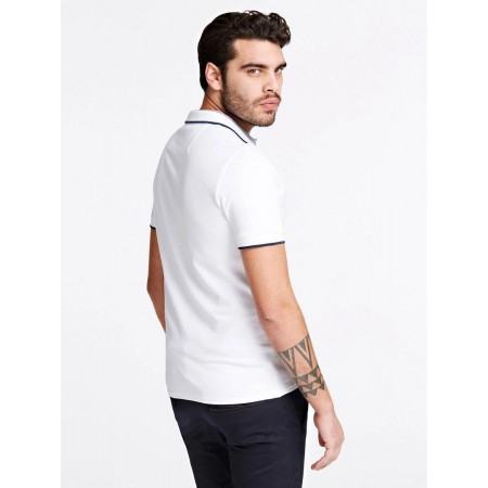 POLO GUESS-HORATIO SS POLO-M0YP60-K7060-TWNT
