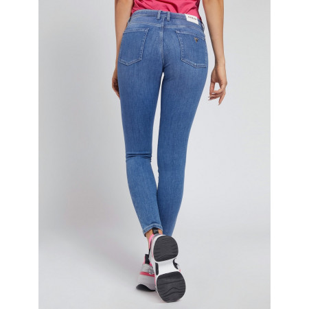 JEANS SKINNY PAILLETTES GUESS