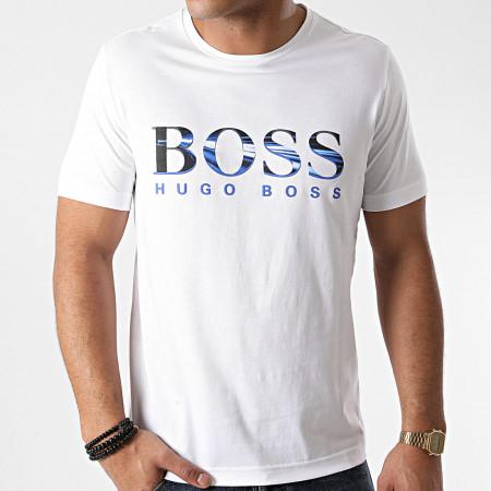 T-SHIRT HUGO BOSS  BLANC