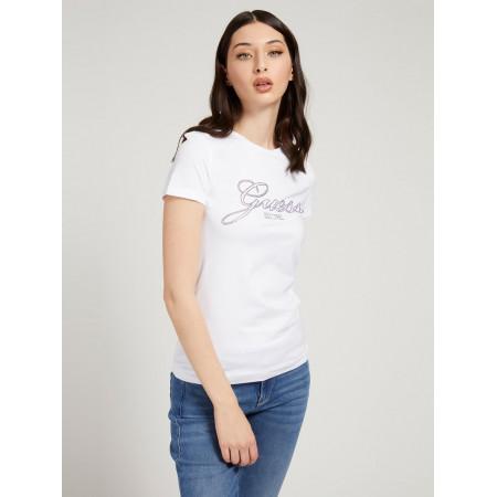 copy of T-shirt logo strass...