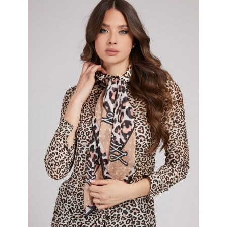 Echarpe imprime all-over GUESS