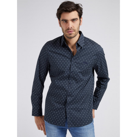 Chemise imprime all-over GUESS